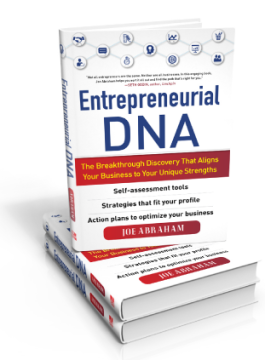 Entrepreneuria DNA Cover