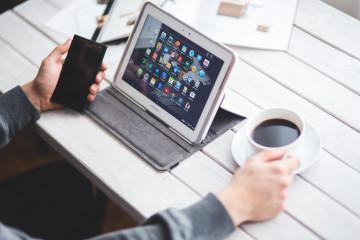 Mobiel and desktop online marketing