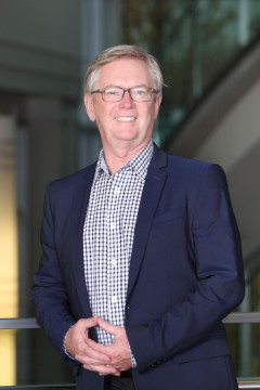 David McDougall, Secretary/Treasurer, SBBC
