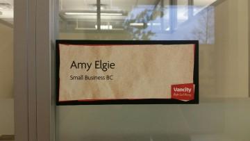 amy placard