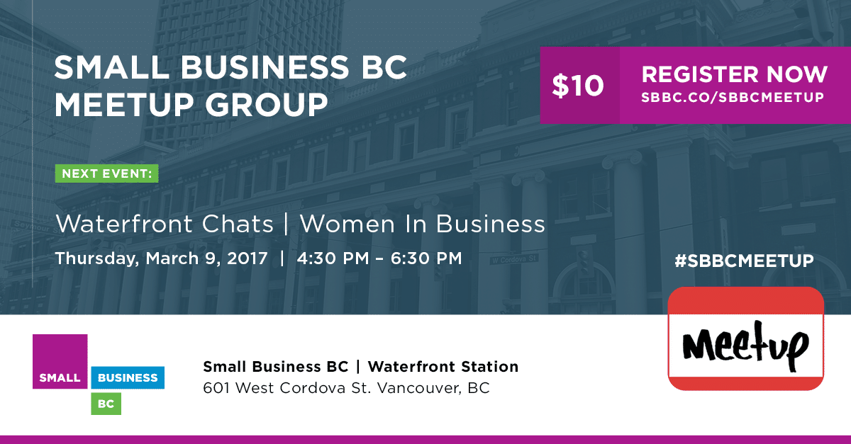 Waterfront Chats | Women In Business