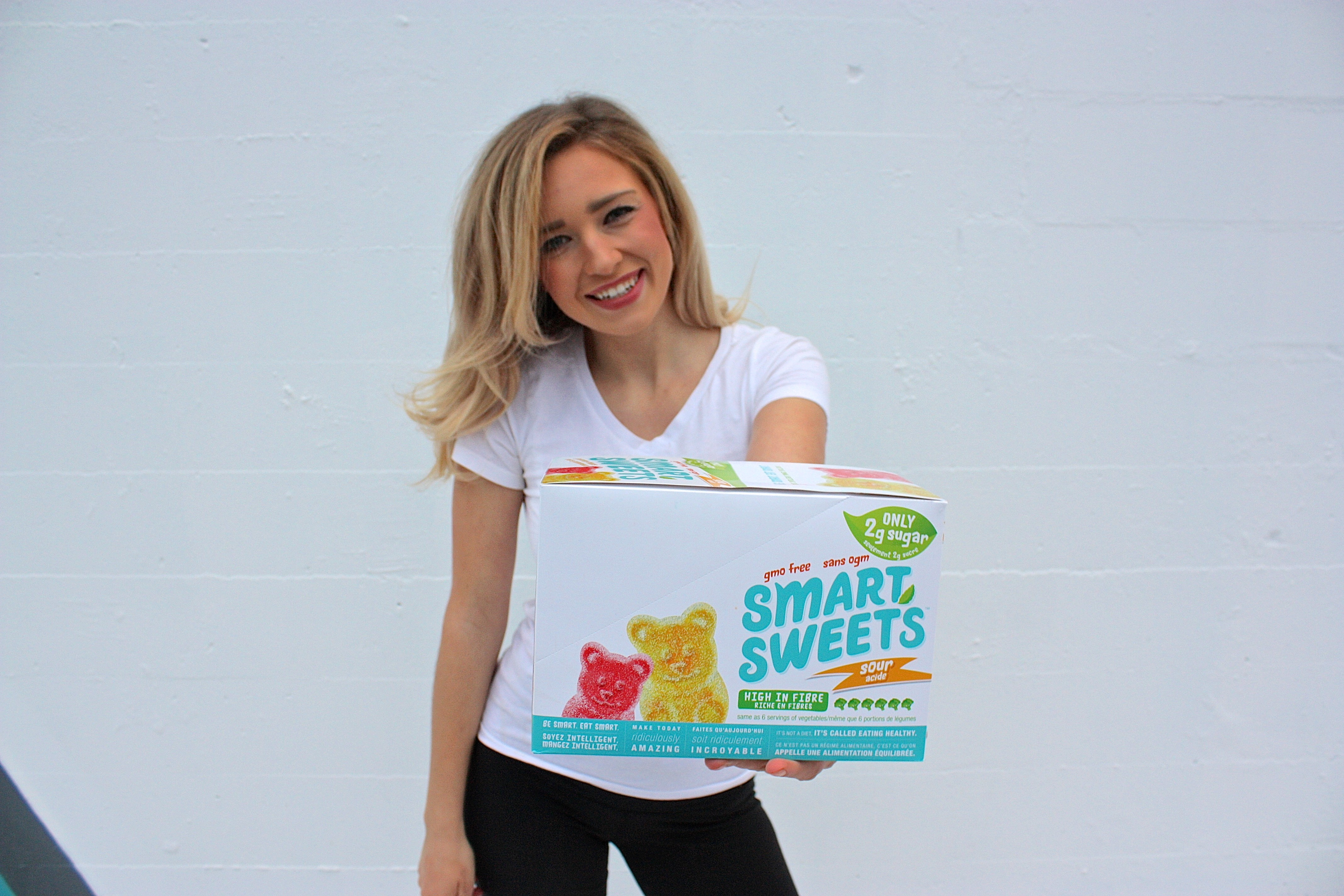 meet tara bosch  founder and ceo  smartsweets