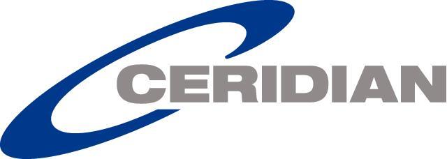 Ceridian - Human Capital Management