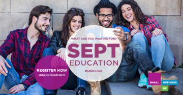 September Education at SBBC