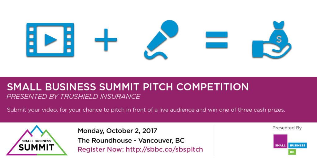 Small Business Summit Pitch Competition
