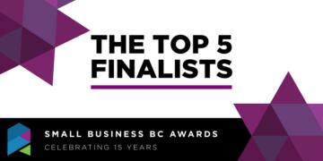 Top 5 finalists