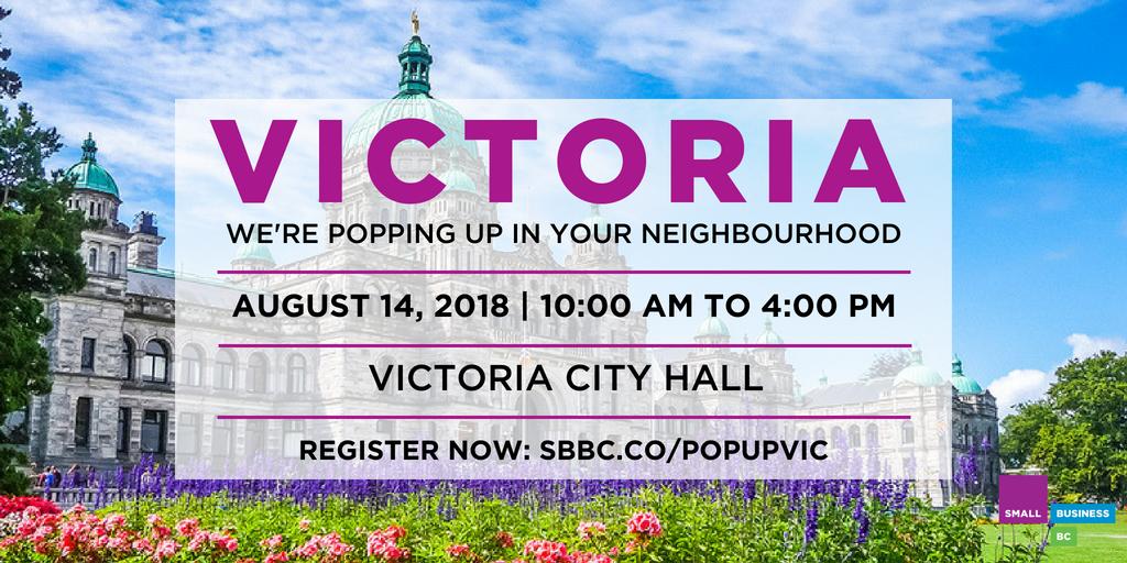 Victoria Popup