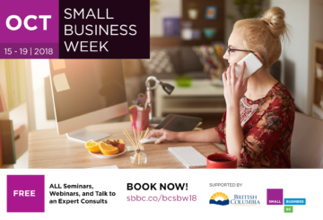 Small Business Week 2018