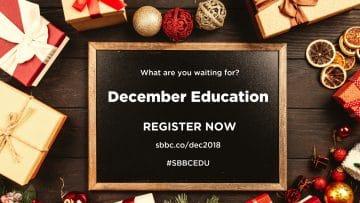 December 2018 Education
