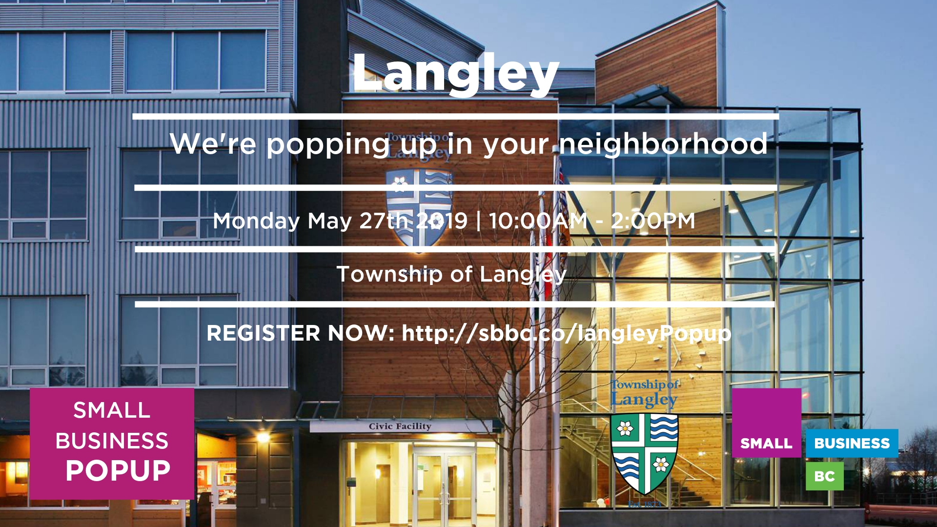 Langley Popup
