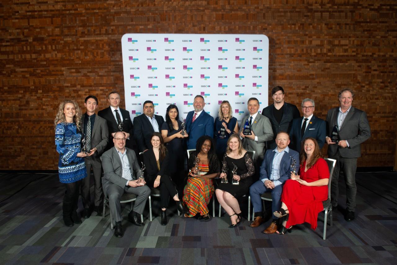 SBBC Award Winners