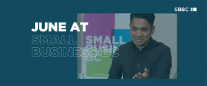 June 2020 at Small Business BC