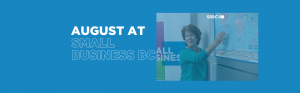 August 2020 at Small Business BC