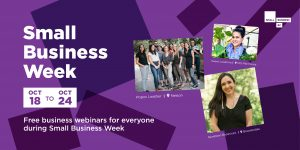 Small Business Week Across Canada