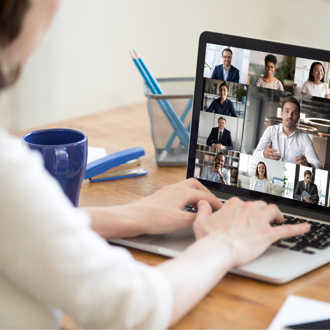 How to Hold Productive Online Meetings
